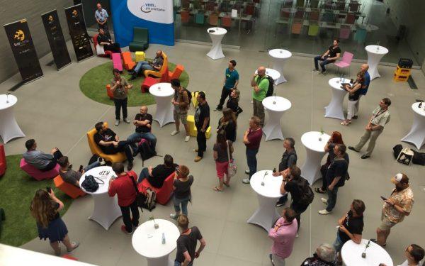 Ein Barcamp rockt!
